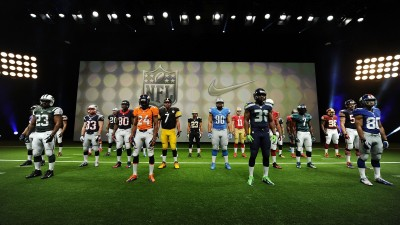 Nike NFL Launch <br>New York